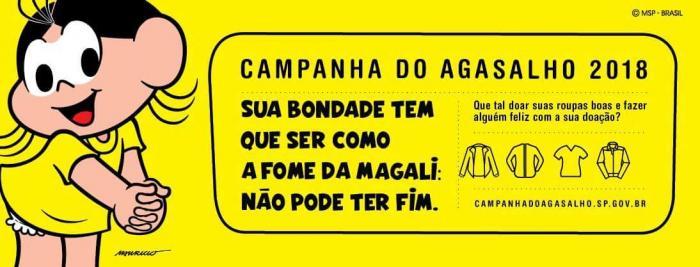 Campanha do Agasalho 2018 em Cerquilho
